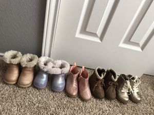 Girl boots for Sale in Kyle, TX