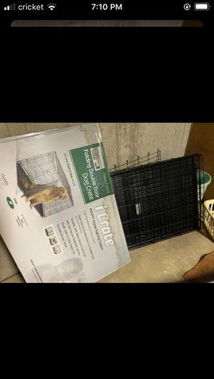 Large dog crate for Sale in Denver, CO