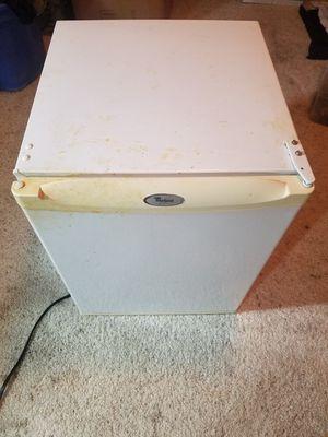 Whirlpool Brand Mini Fridge Refrigerator for Sale in Portland, OR