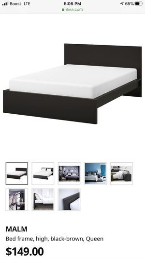 IKEA Queen Bed Frame for Sale in Cape Girardeau, MO