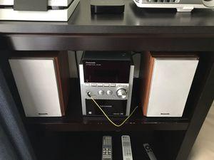 Panasonic stereo system for Sale in Herndon, VA