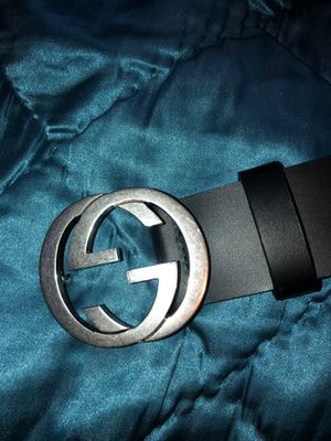 Gucci leather belt for Sale in Vancouver, WA