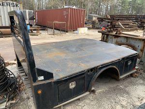 CM Truck Bed SK model Gooseneck flat bed for Sale for sale  Howell Township, NJ