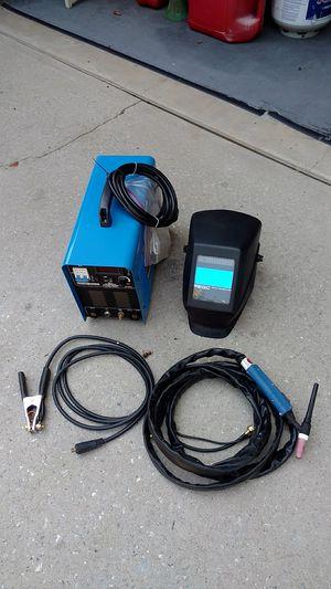 Chicago Electric 165A TIG Welder, Item # 98223 for Sale in Powdersville, SC