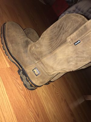 Timberland work boots for Sale in Modesto, CA