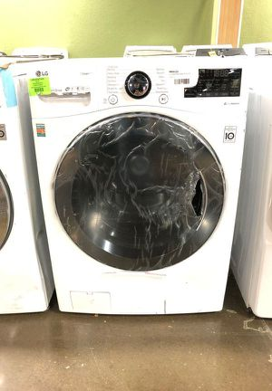 Brand New LG 4.5 cu ft Front Load Washer NVT2 for Sale in Seal Beach, CA