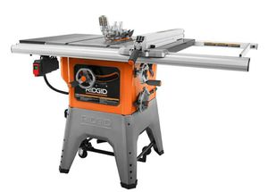 13 Amp 10 in. Professional Cast Iron Table Saw for Sale in Jurupa Valley, CA