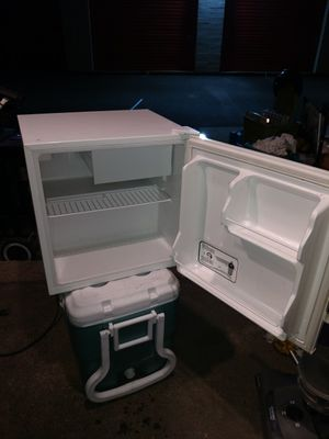 Haier compact refrigerator, model HSB02 for Sale in Denver, CO