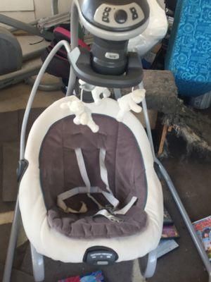 Baby swing for Sale in Bridgeville, PA