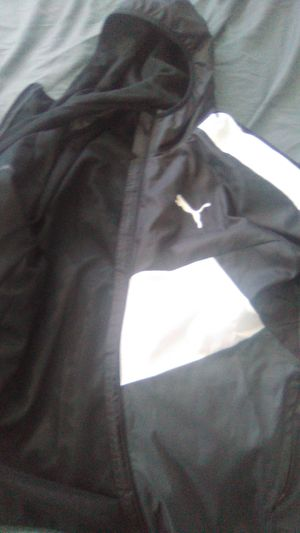 Puma jacket never worn for Sale in Seattle, WA