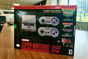 Super Nintendo Classic Edition for Sale in Sterling Heights, MI