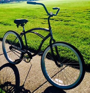 "Men's 26"" Schwinn Del Mar Dark Charcoal Beach Cruiser Bicycle 🔹Details in the Ad! for Sale in Orlando, FL"