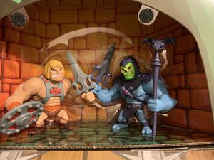 Masters of the Universe He-Man and Skeletor SDCC 2013 Exclusive for Sale in La Mesa, CA