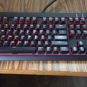 Corsair STRAFE Mechanical Gaming Keyboard for Sale in Sunnyvale, CA