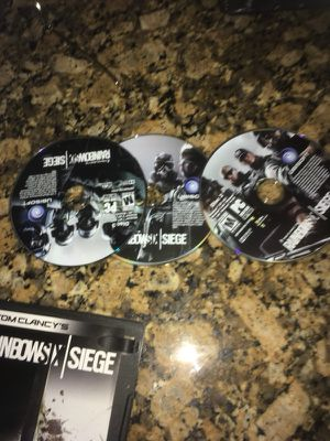 Rainbow 6 siege PC for Sale in Chapel Hill, NC