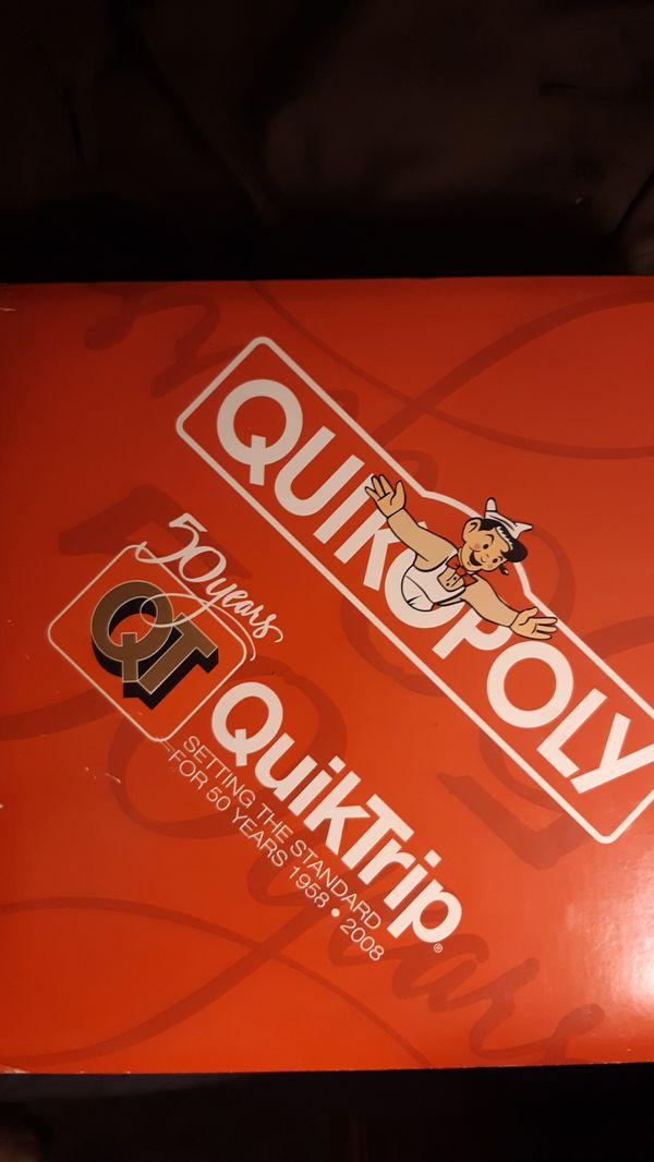 Quikopoly 50 years QT