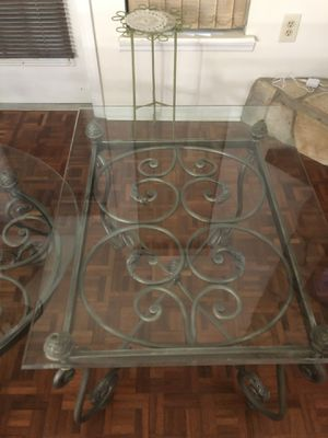 End tables and coffee table for Sale in Seminole, FL