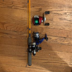 Fishing Reels for Sale in Silver Spring, MD