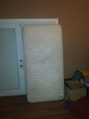 Twin double sized matress (USED) for Sale in Tulare, CA