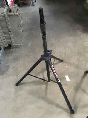 Speaker Stands (2) for Pro PA Audio Gear - $75 for set of 2 for Sale in Chino, CA