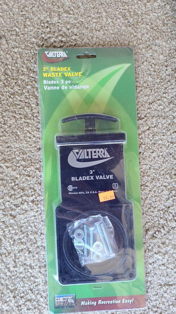 """3"""" RV waste valve"""