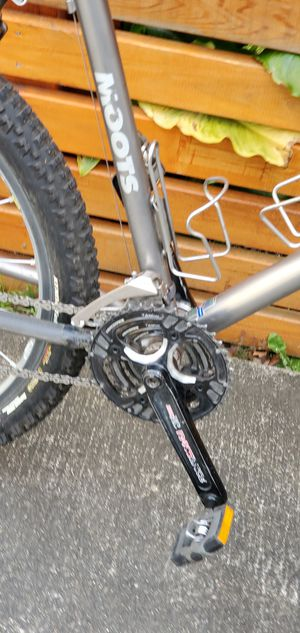 """Moots 19"""" YBB ... Lotz of upgrades for Sale in SEATTLE, WA"""