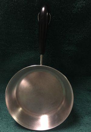 "Revereware 7"" copper clad fry pan for Sale in Dearborn, MI"