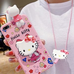 Brand New Samsung Galaxy Note 9 Hello Kitty Case with Necklace Strap for Sale in Lake Hughes, CA