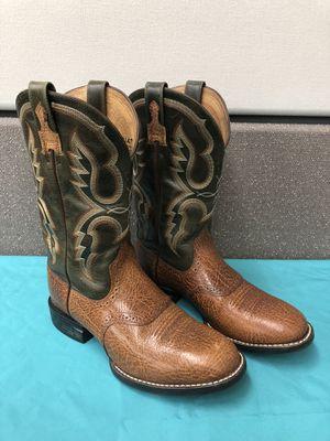 Ariat Men's Cowboy Boots - Sz 9D for Sale in Wichita, KS