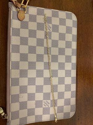 14k gold Cuban anklet solid gold for Sale in Bonita Springs, FL