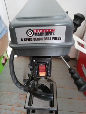 5 speed bench drill press for Sale in Scottdale, GA