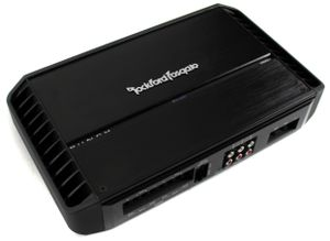 ROCKFORD FOSGATE PUNCH P600X4 600W PUNCH SERIES 4-CHANNEL STEREO CLASS AB CAR POWER AMPLIFIER for Sale in Orlando, FL