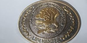 NAHC belt buckle for Sale in Brainerd, MN