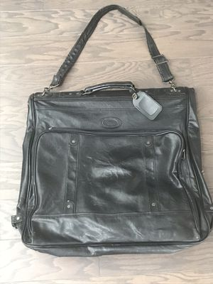 REAL garment leather bag: please read description for Sale in Kennesaw, GA