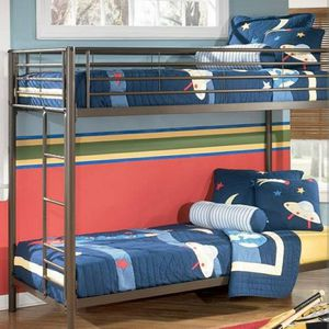 Benjamin Bunk Beds Twin / Twin with stairs for Sale in Woodstock, GA