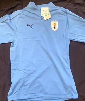 Puma training top Uruguay size L men for Sale in Antioch, CA