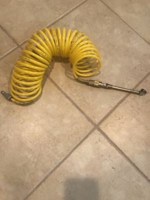 Flexible Recoil Hose Spring Tube for Compressor Air Tool for Sale in Vienna, VA