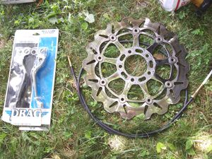 Motorcycle parts (make offer) for Sale in Nottingham, MD
