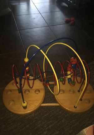 Kids wooden toy. Great condition for Sale in Fresno, CA