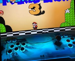 New 4000+ Game System w/ 2 Arcade Sticks In HD for Sale in Hacienda Heights,  CA
