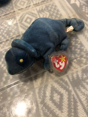 "TY Beanie Babies ""Rainbow"" the Chameleon for Sale in Columbus, OH"