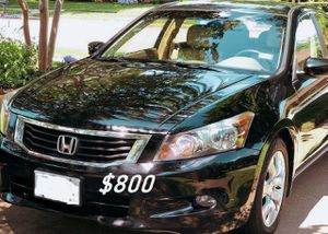 ✅✅💝💲8️OO URGENTLY I'm seling my family car 2OO9 Honda Accord Sedan Super cute and clean in and out.✅✅💕 for Sale in Portland, OR