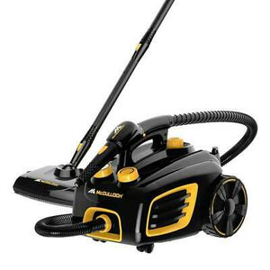 Chemical free steam cleaner kills 99% of germs by McCulloch for Sale in North Las Vegas, NV
