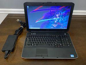 Dell Latitude E5530 15.6 Screen~3.0 i7,8gb,128SSD,Windows10, Photoshop,Office,New Battery for Sale in Nashville, TN