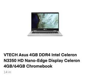 Asus Chromebook for Sale in Irvine, CA