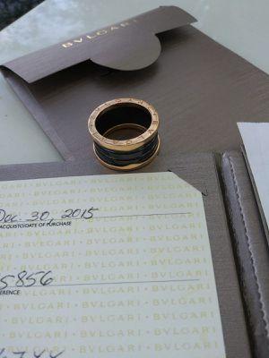 Bvlgari Bvlgari Ring. B. Zero1. Size 9. for Sale in Ontario, CA