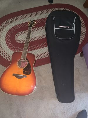 Yamaha guitar (FG735S) for Sale in Philadelphia, PA