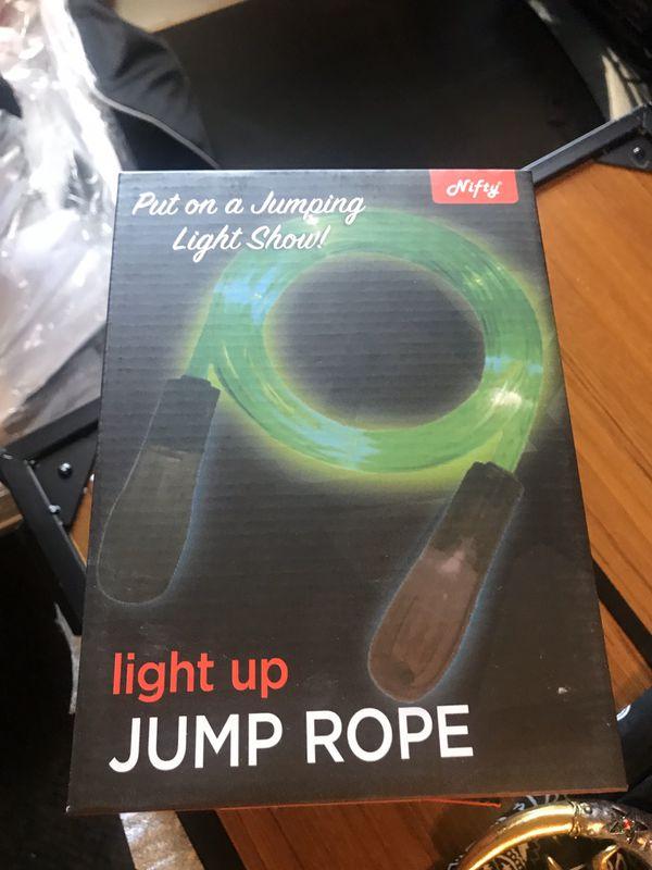 Light up Jump rope