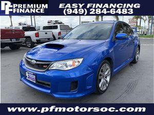 2013 Subaru Impreza Sedan WRX for Sale in Stanton, CA