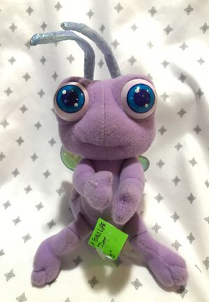 5 inch vintage a bugs life bean bag stuffed animal $4.00 for Sale in Menifee, CA